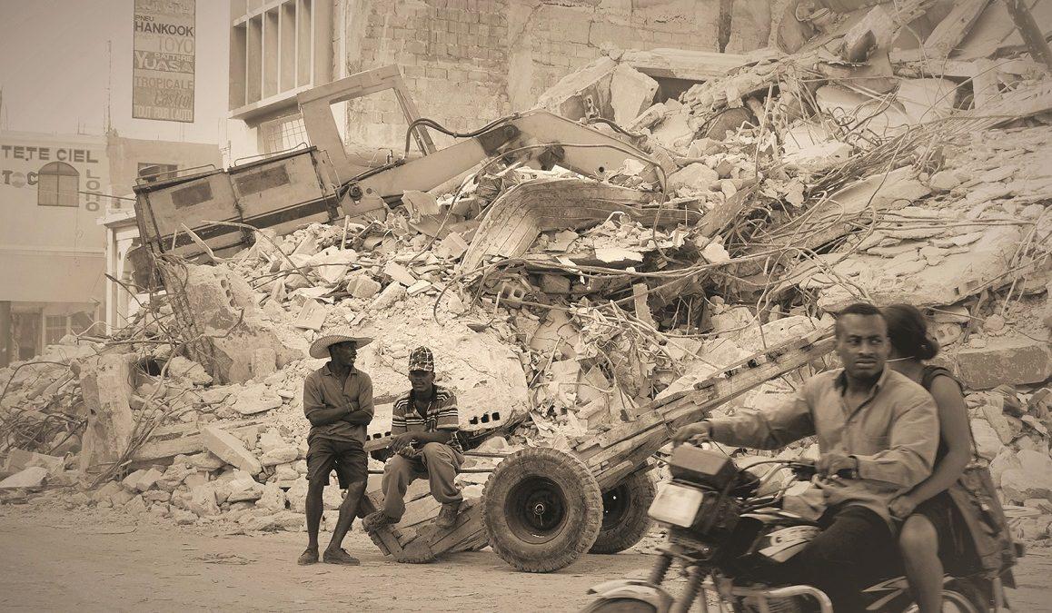 Killing Entrepreneurship in Haiti